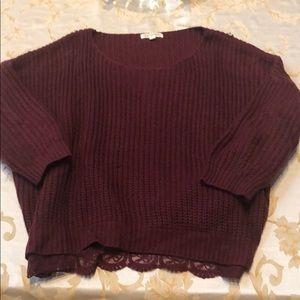 La hearts • sweater